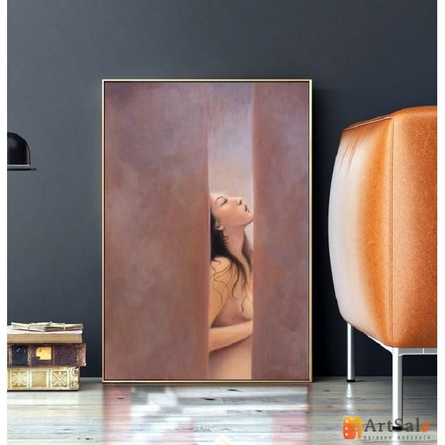 Интерьерные картины, Девушка НЮ ART: IK0008