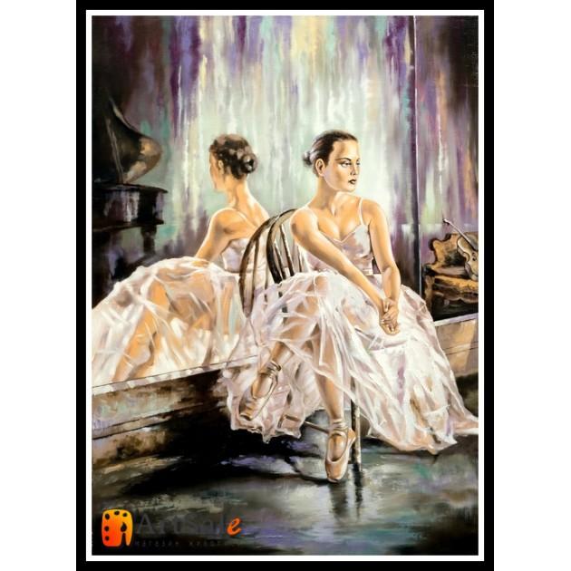 Картины с людьми, ART# LUD17_040