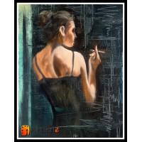Картины с людьми, ART# LUD17_047