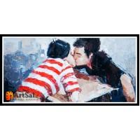Картины с людьми, ART# LUD17_055