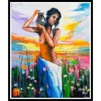 Картины с людьми, ART# LUD17_079