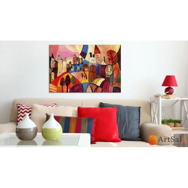 Картины города, ART: GD0008