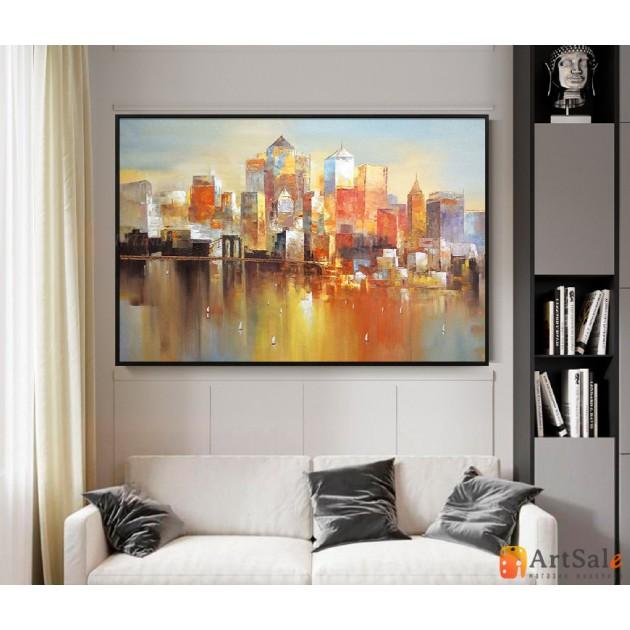 Картины города, ART: GD0022
