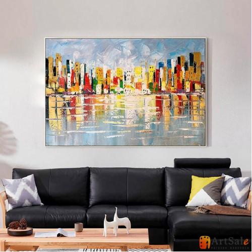Картины города, ART: GD0044