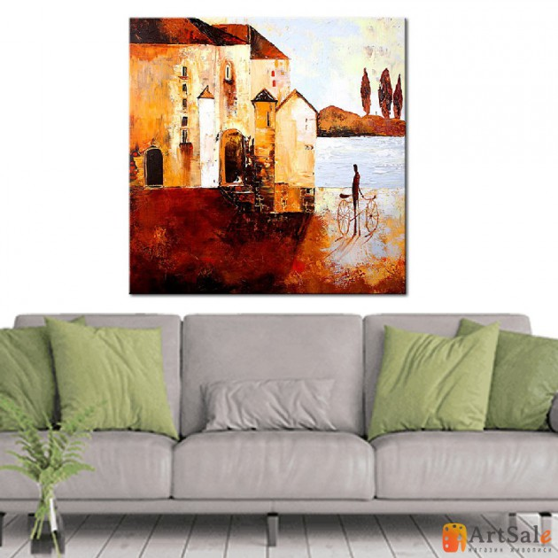 Картины города, ART: GD0072