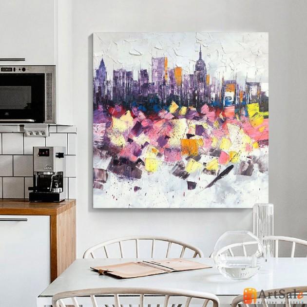 Картины города, ART: GD0077