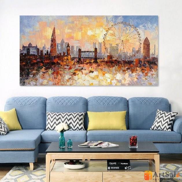 Картины города, ART: GD0051