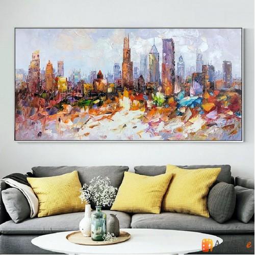 Картины города, ART: GD0053