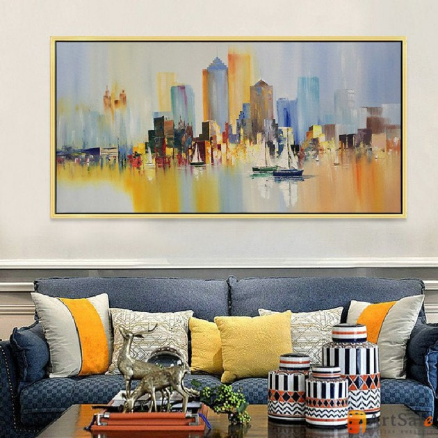 Картины города, ART: GD0057