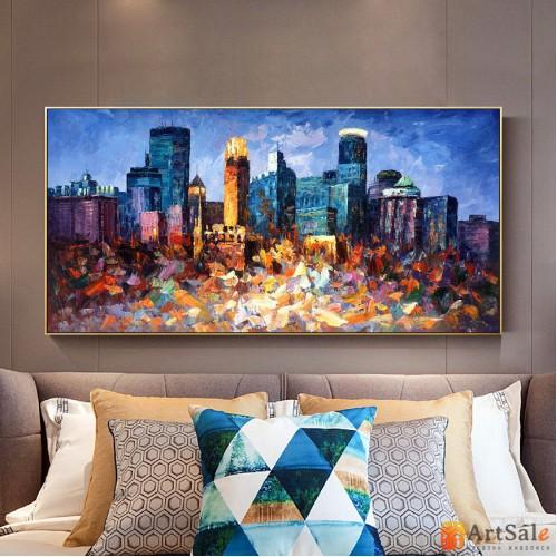 Картины города, ART: GD0066