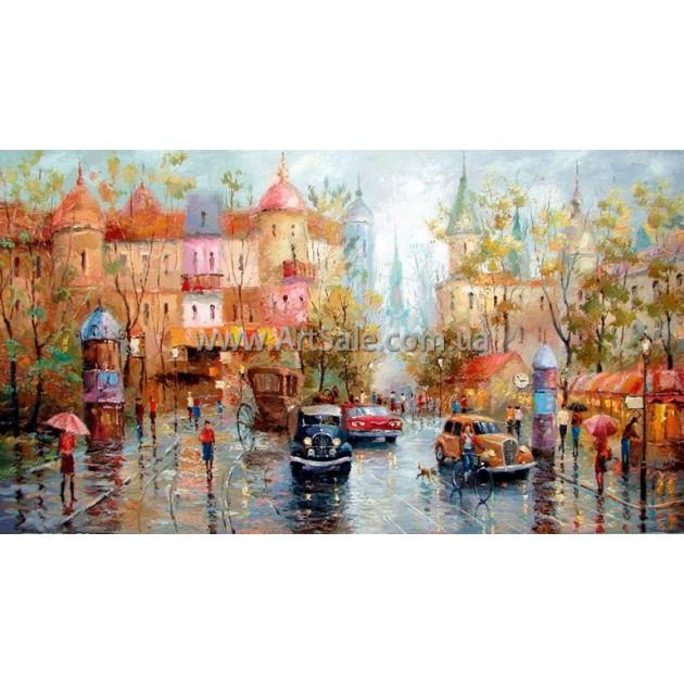 Городские Пейзажи Картина ART: SITY0002