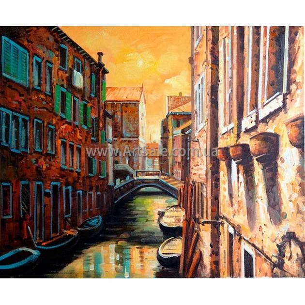 Городские Пейзажи Картина ART: SITY0004
