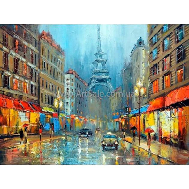 Городские Пейзажи Картина ART: SITY0008