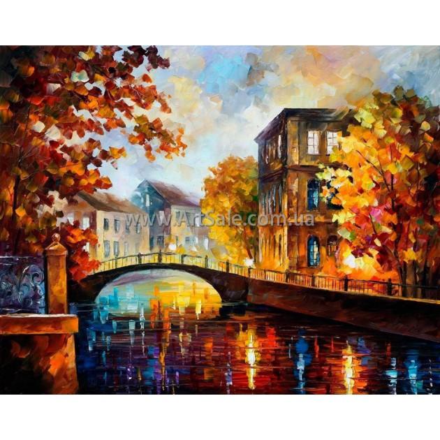 Городские Пейзажи Картина ART: SITY0012