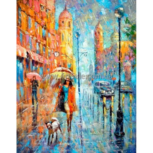 Городские Пейзажи Картина ART: SITY0014