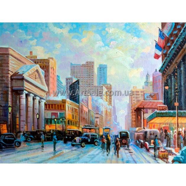 Городские Пейзажи Картина ART: SITY0018