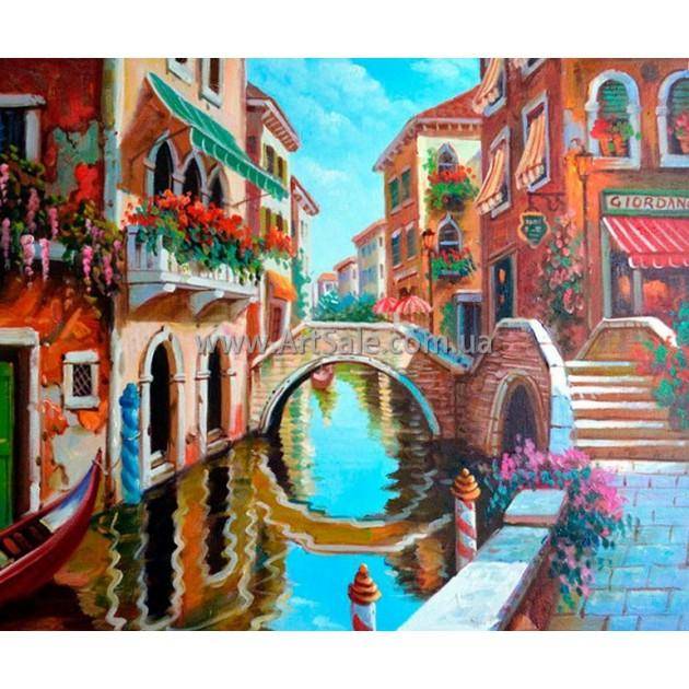 Городские Пейзажи Картина ART: SITY0020