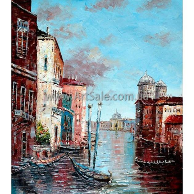 Городские Пейзажи Картина ART: SITY0022