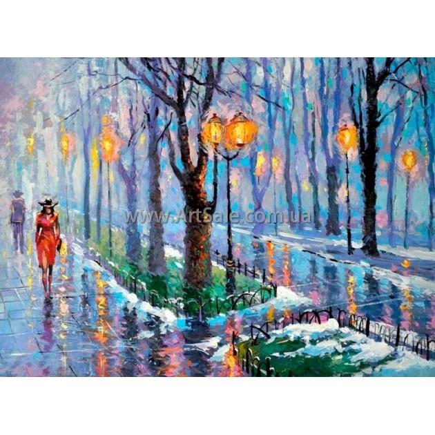 Городские Пейзажи Картина ART: SITY0024
