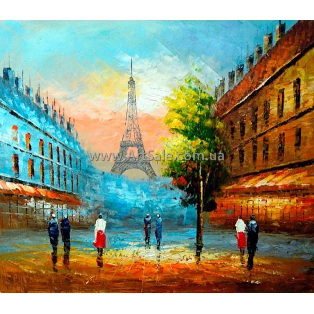 Городские Пейзажи Картина ART: SITY0030