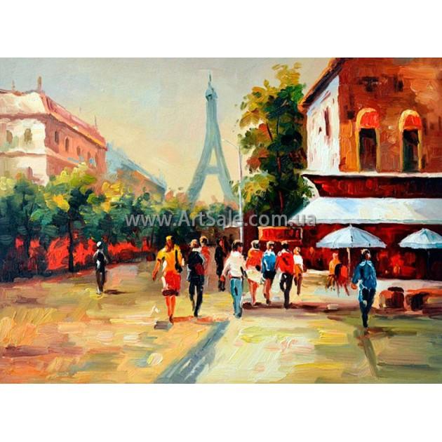 Городские Пейзажи Картина ART: SITY0032