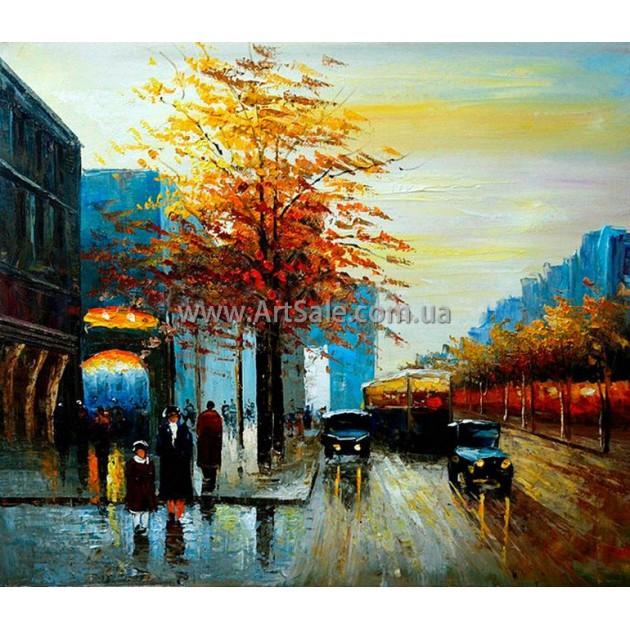 Городские Пейзажи Картина ART: SITY0034