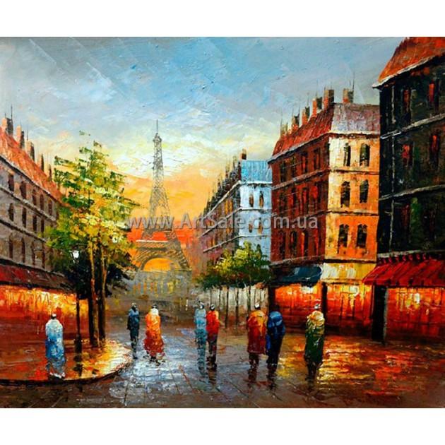 Городские Пейзажи Картина ART: SITY0036