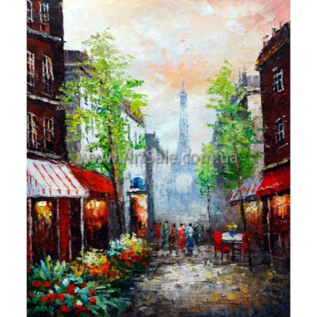 Городские Пейзажи Картина ART: SITY0038
