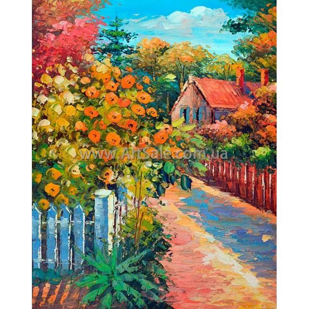 Городские Пейзажи Картина ART: SITY0050