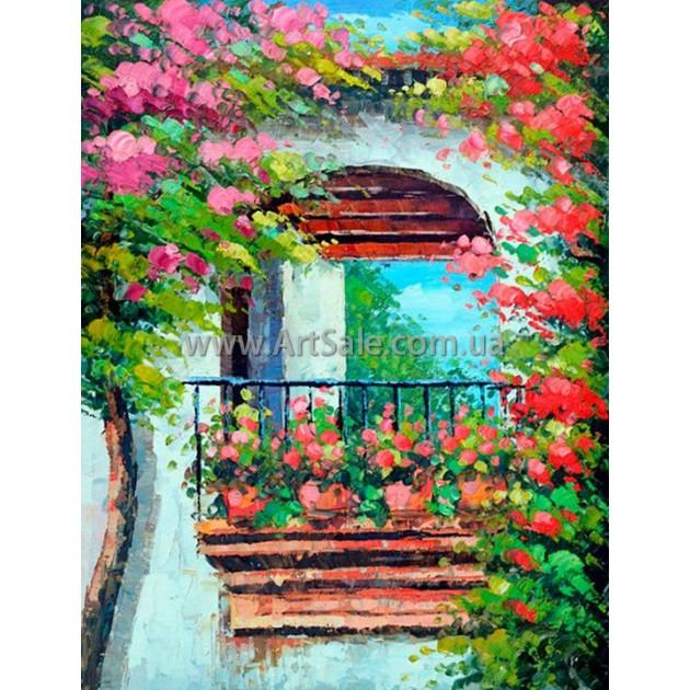 Городские Пейзажи Картина ART: SITY0065