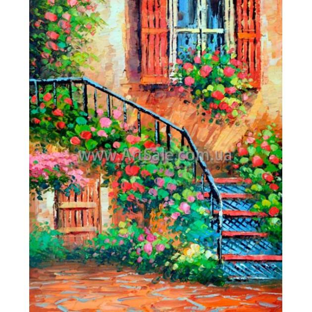 Городские Пейзажи Картина ART: SITY0069