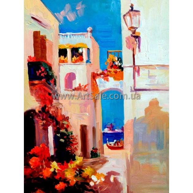 Городские Пейзажи Картина ART: SITY0073