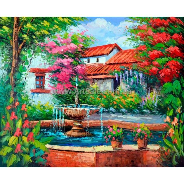 Городские Пейзажи Картина ART: SITY0081