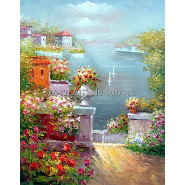 Городские Пейзажи Картина ART: SITY0083
