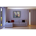 Городские Пейзажи Картина ART: SITY0085