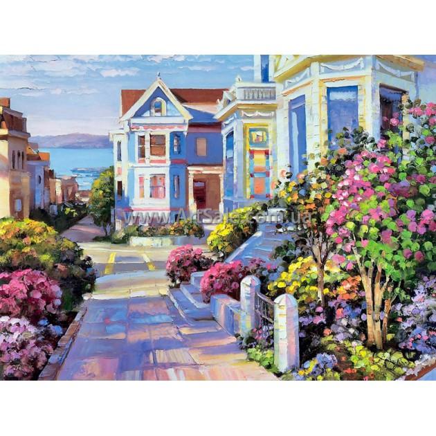 Городские Пейзажи Картина ART: SITY0087