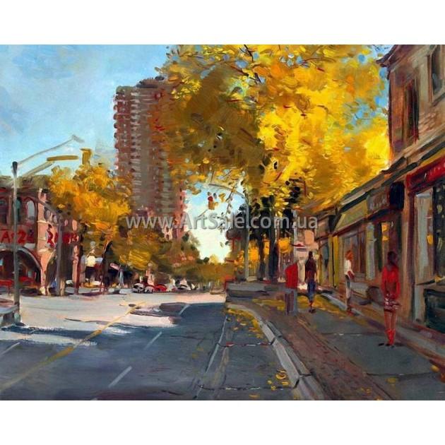 Городские Пейзажи Картина ART: SITY0097