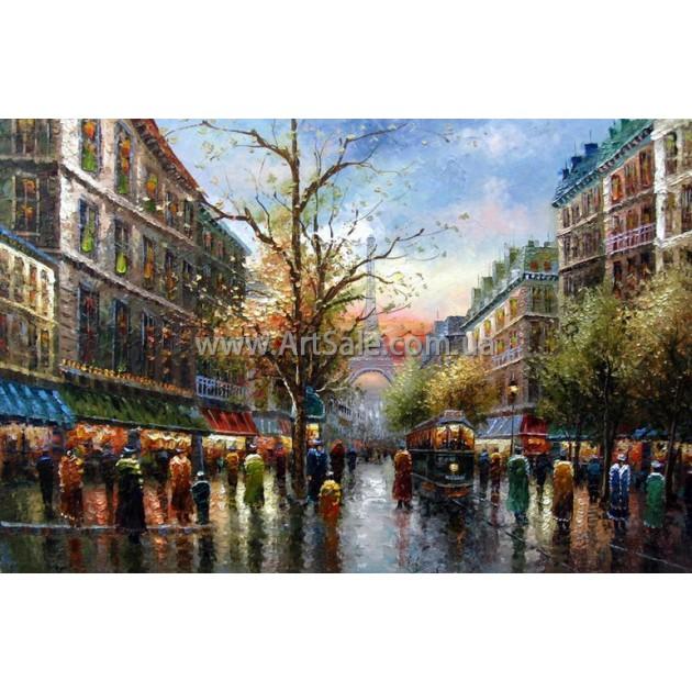 Картина Париж ART: SITY0107