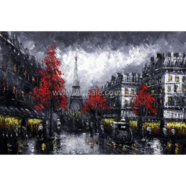 Картина Париж ART: SITY0123