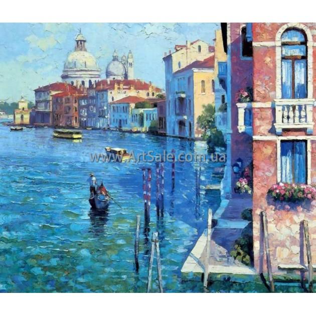 Городские Пейзажи Картина ART: SITY0155