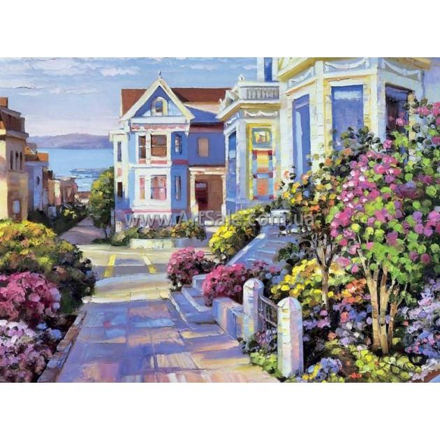 Городские Пейзажи Картина ART: SITY0157