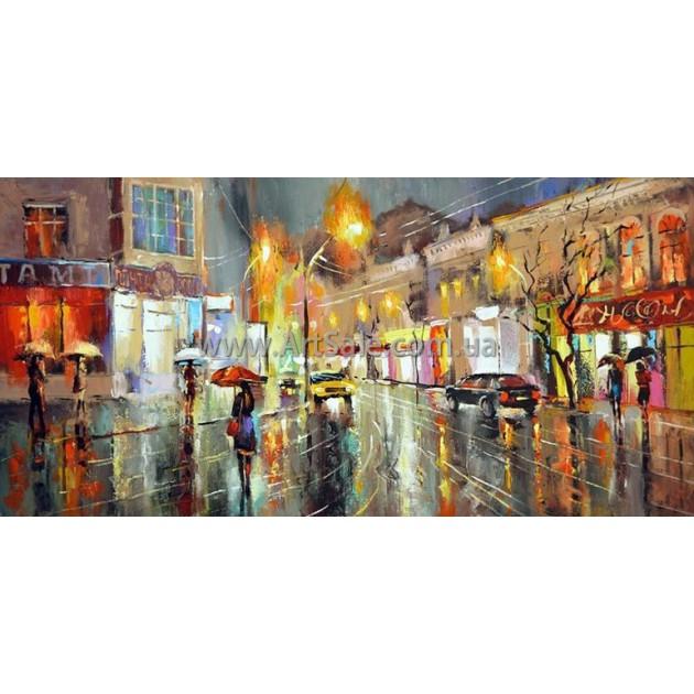 Городские Пейзажи Картина ART: SITY0217