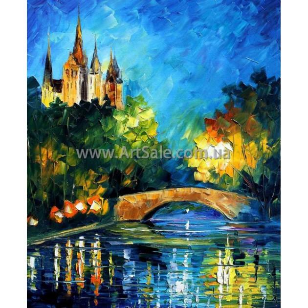 Городские Пейзажи Картина ART: SITY0243
