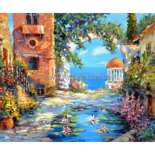 Городские Пейзажи Картина ART: SITY0277