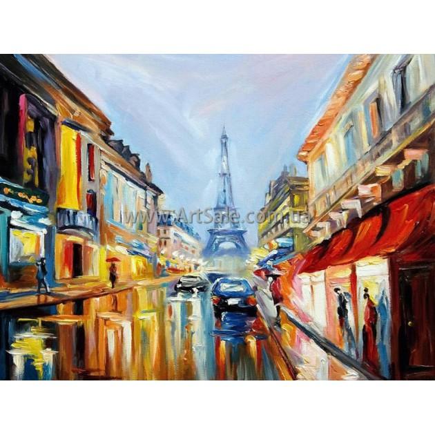 Городские Пейзажи Картина ART: SITY0293