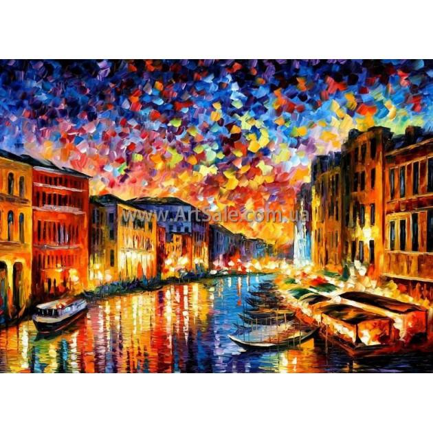 Городские Пейзажи Картина ART: SITY0303