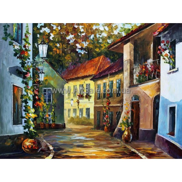 Городские Пейзажи Картина ART: SITY0333
