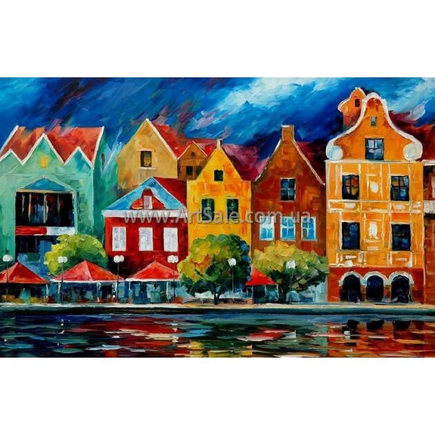 Городские Пейзажи Картина ART: SITY0399