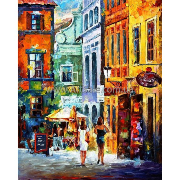 Городские Пейзажи Картина ART: SITY0421