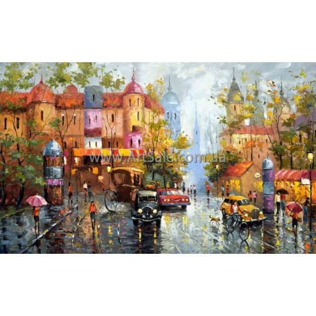 Городские Пейзажи Картина ART: SITY0459